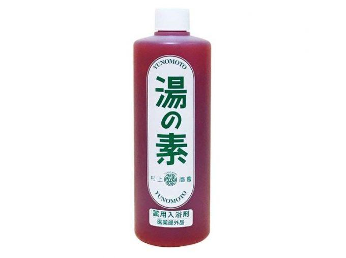 赤ニキビに効く入浴剤 硫黄乳白色湯 湯の素