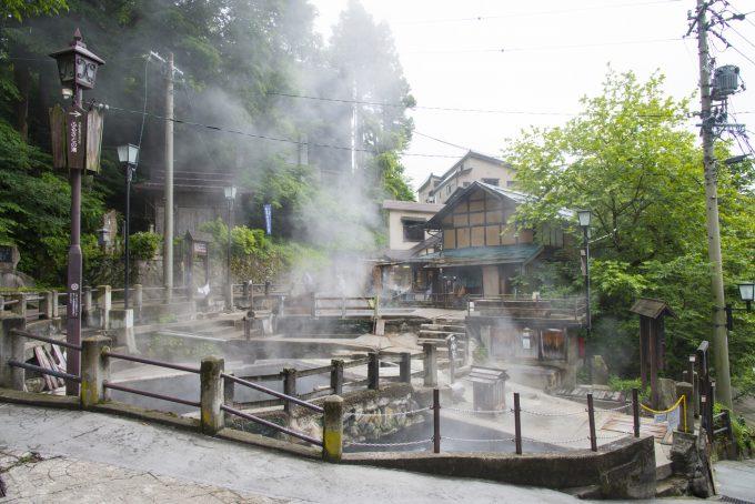 長野県 野沢温泉