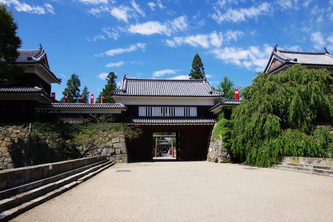 長野県 上田城