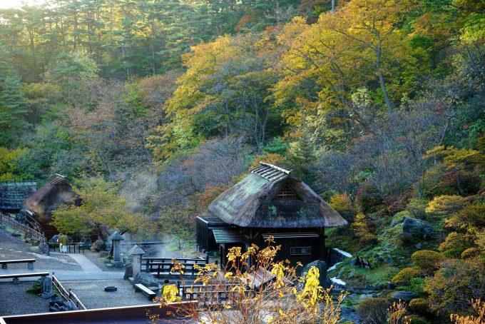 福島県 高湯温泉